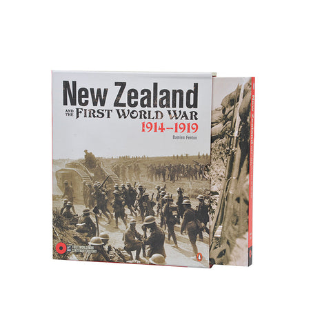 New Zealand and the First World War: 1914-1919 | By Damien Fenton