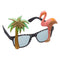 Party Brille, Flamingo, ca. 15cmB