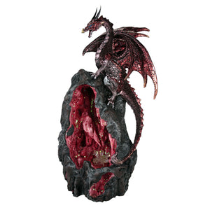 Dragon Tower Backflow Incense Burner