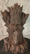 Load and play video in Gallery viewer, Tree Spirit Backflow Incense Holder