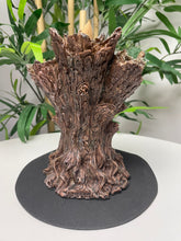Load image into Gallery viewer, Tree Spirit Backflow Incense Holder