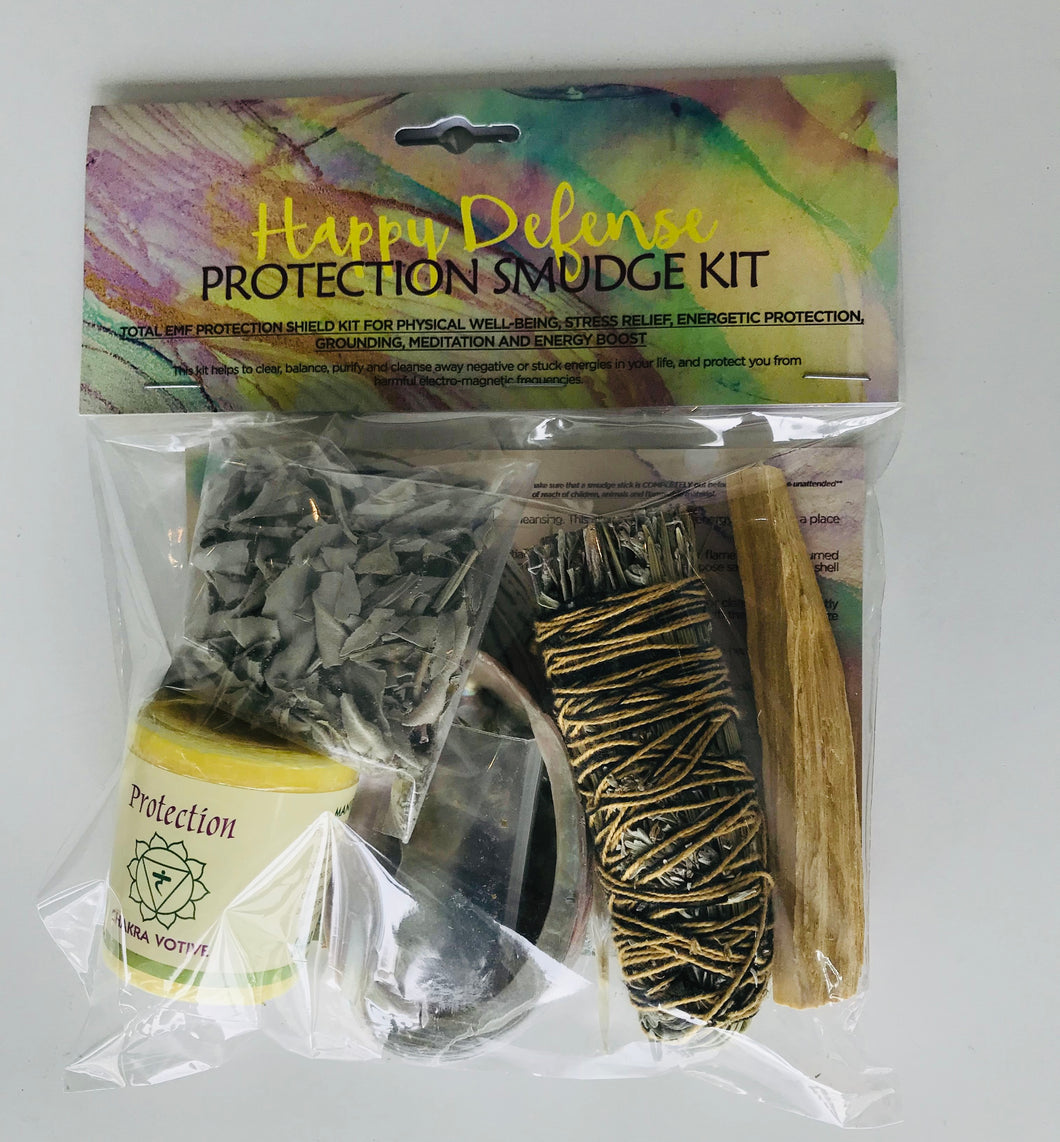 Smudge Kit - Happy Defense Protection