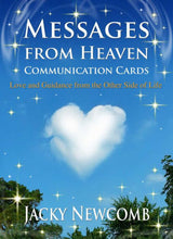 Load image into Gallery viewer, Messages From Heaven Communication Cards