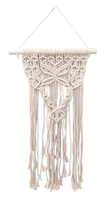 Butterfly Macrame Wall Hanging