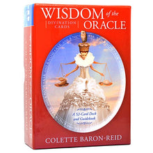 Load image into Gallery viewer, Wisdom of the Oracle Divination Cards