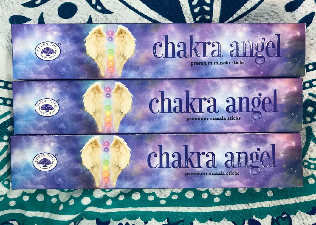 Chakra Angel Incense Sticks