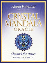 Load image into Gallery viewer, Crystal Mandala Oracle Cards