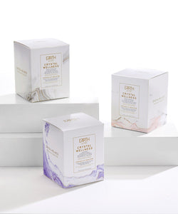 Crystal Wellness Soy Candles
