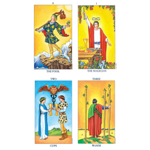 Load image into Gallery viewer, Exploring Tarot Using Radiant Rider Waite Set