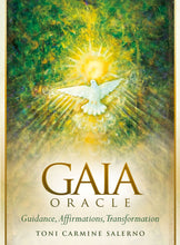 Load image into Gallery viewer, Gaia Oracle Cards