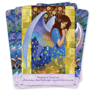 Angel Power Wisdom Oracle Cards
