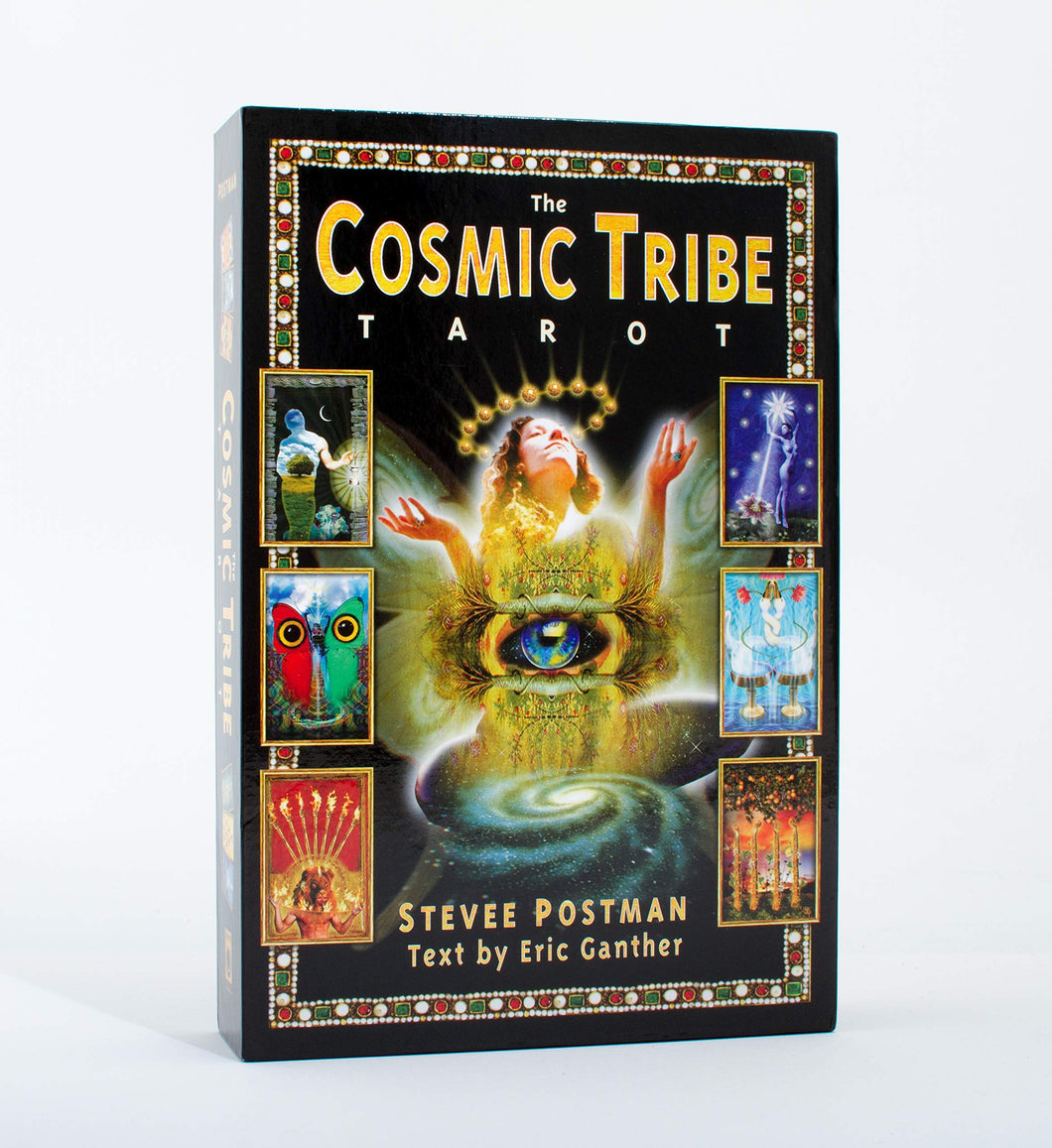 Cosmic Tribe Tarot Cards