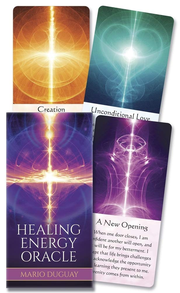 Healing Energy Oracle Cards