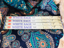 Load image into Gallery viewer, White Sage Incense Sticks