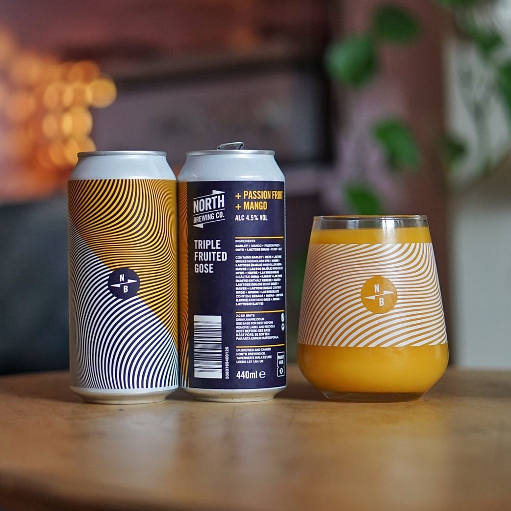 North Brewing Co - Triple Fruited Gose