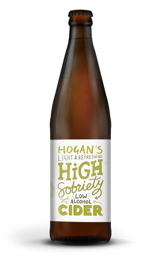 Hogans - High Sobriety Low Alcohol cider
