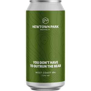 Newtown Park - You Don't Have to Outrun The Bear