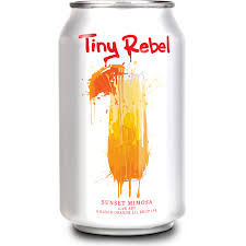 Tiny Rebel - Sunset Mimosa