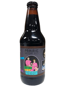 Praire Artisan Ales X Evil Twin Bible Belt
