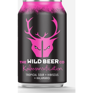 Wild Beer Co. Kalamansification