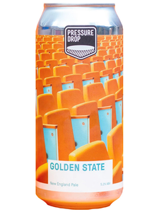 Pressure Drop Golden State New England Pale