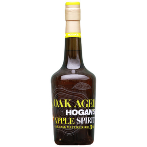 Hogans Oak Aged Apple Spirit