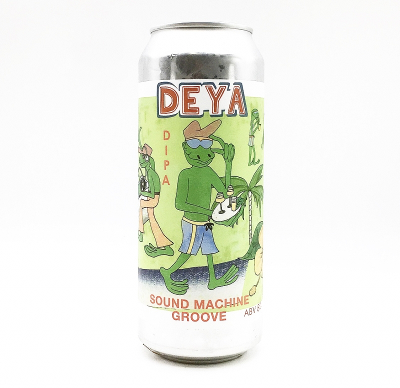 Deya Sound Machine Groove DIPA