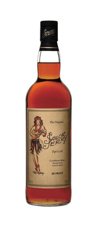 Sailor Jerry Spiced Dark Rum