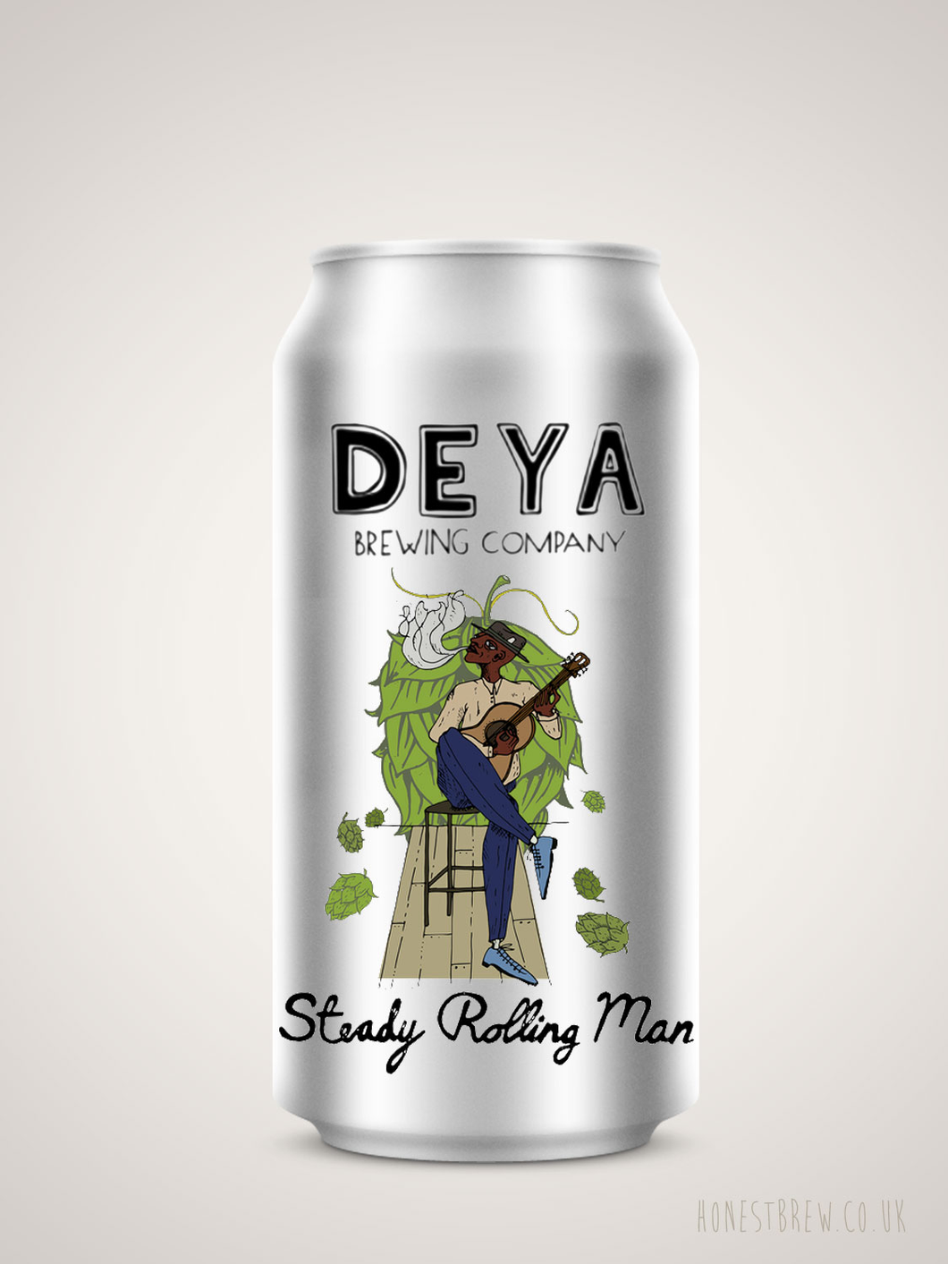 Deya Steady Rolling Man Pale Ale