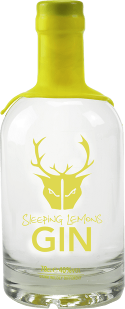 Wild Beer Sleeping Lemons Gin