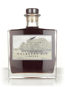 Shakespeare Distillery Stratford Mulberry Gin Liqueur