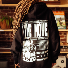 Load image into Gallery viewer, The Move World Tour Hoodie