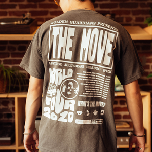 The Move World Tour Tee