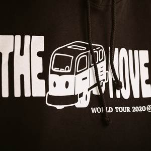 The Move World Tour Hoodie