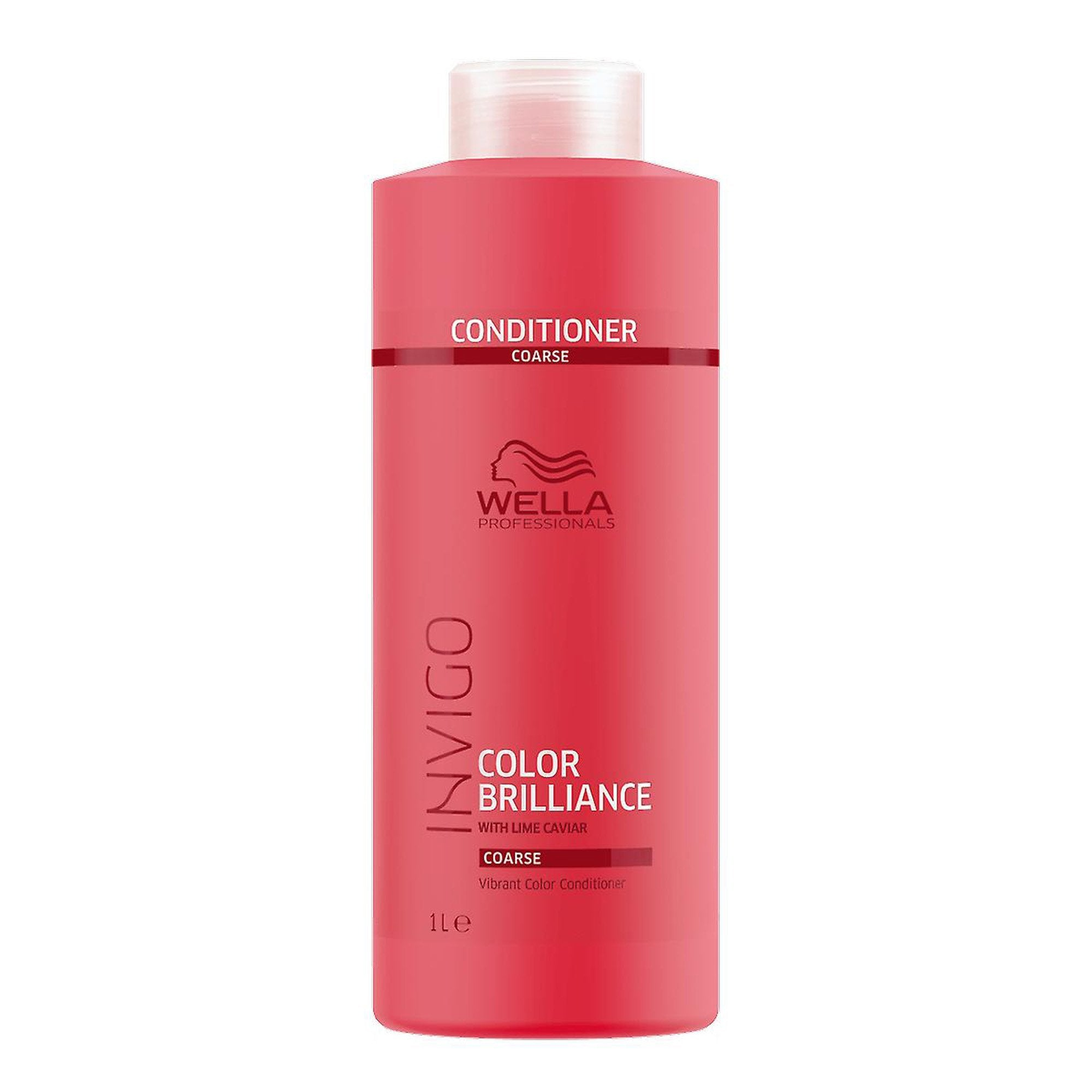 Imagen del producto Invigo Color Brilliance Conditioner COARSE 1L Lime Caviar | de WELLA