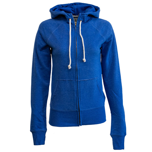 Women's Campus Crew Full Zip Hood