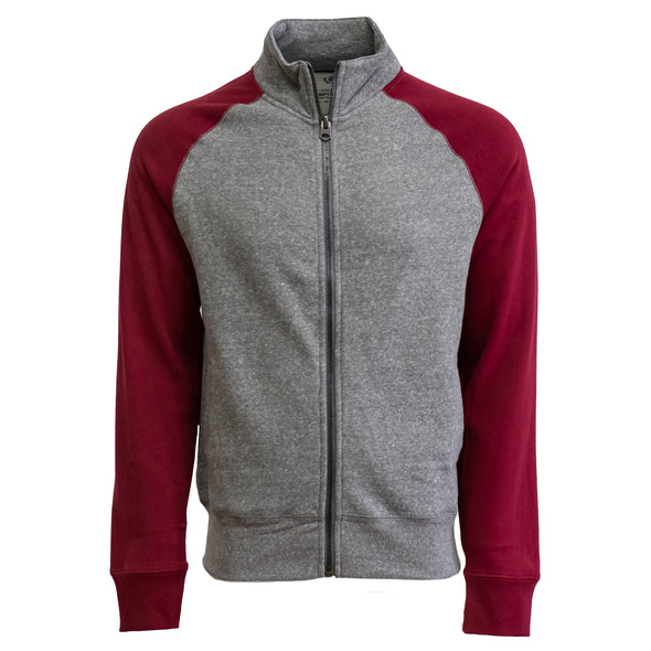Men's Campus Crew Full Zip Track Jacket - EXTRA 40% at checkout
