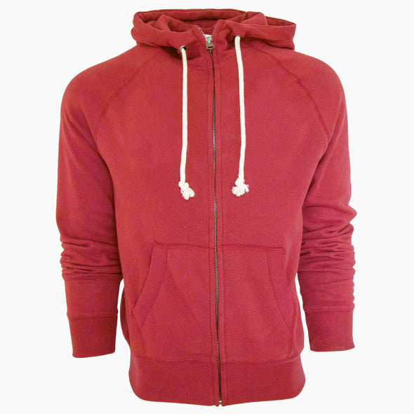 Men's Campus Crew Full Zip Hood
