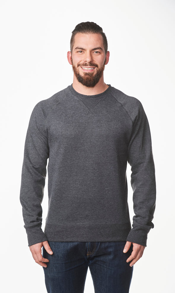 Men's Campus Crew Fleece Crew Neck