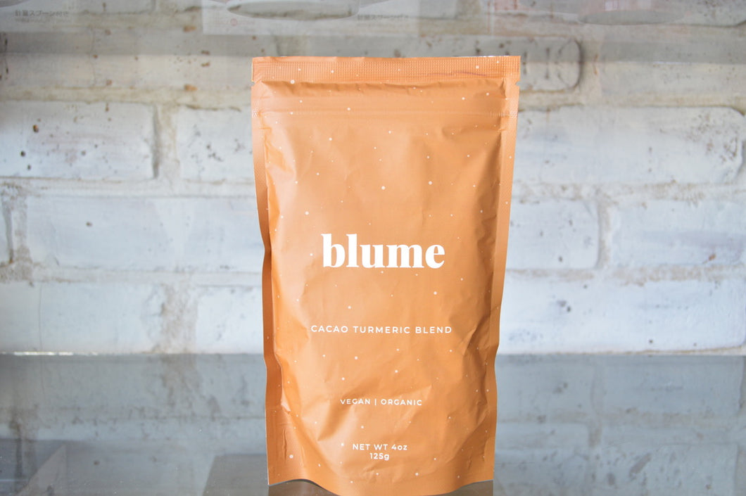 Blume Cacao Turmeric Blend
