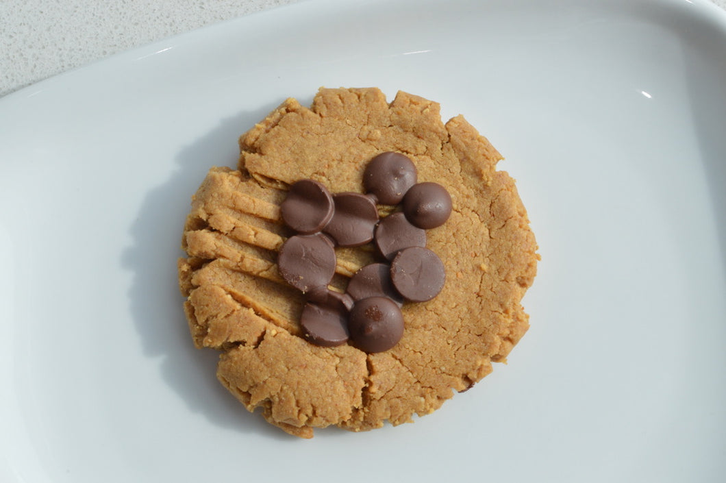 Mila's Chunky Peanut Butter Cookie - Gluten Free