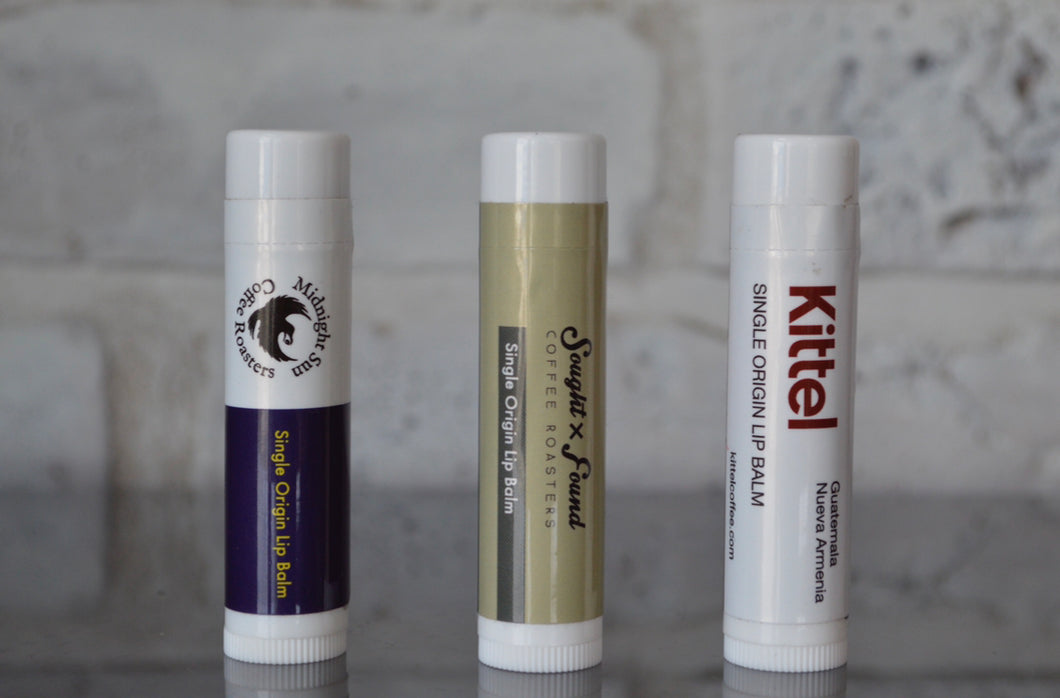Organic Single Origin Lip Balm