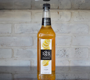 1883 Maison Routin - Lemon Syrup