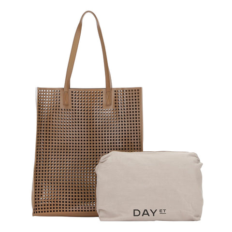 Day Cube Perforation Tote