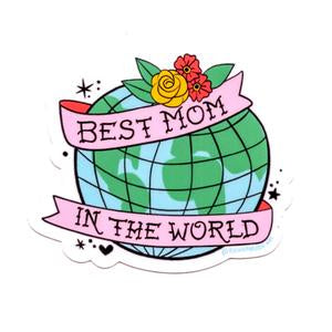 Best Mom Sticker