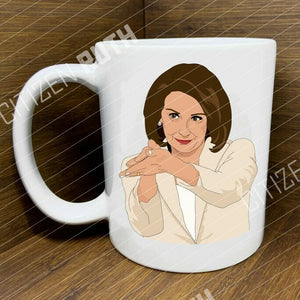 Clap Back Nancy Mug