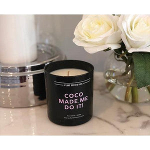 Coco Made Me Do It Candle