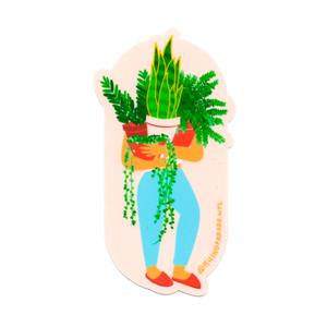 Plant Friend Sticker