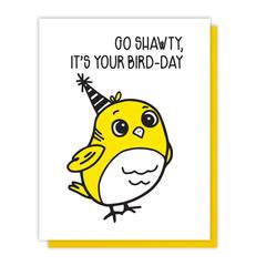 Bird Day Card