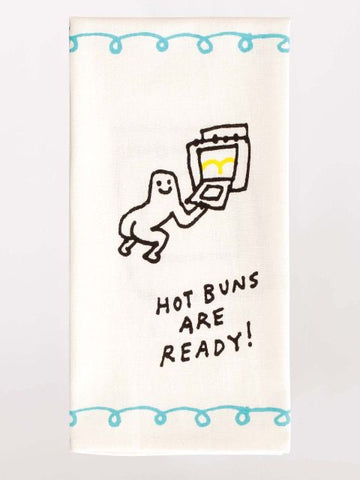 Hot Buns Dish Towel